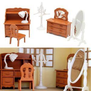 MAISON POUPÉE TEMPSA Maison Poupée Meuble Chaise Table Miroir Mo