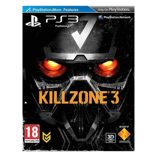 JEU PS3 KILLZONE 3 3D (Edition Collector) / Jeu PS3