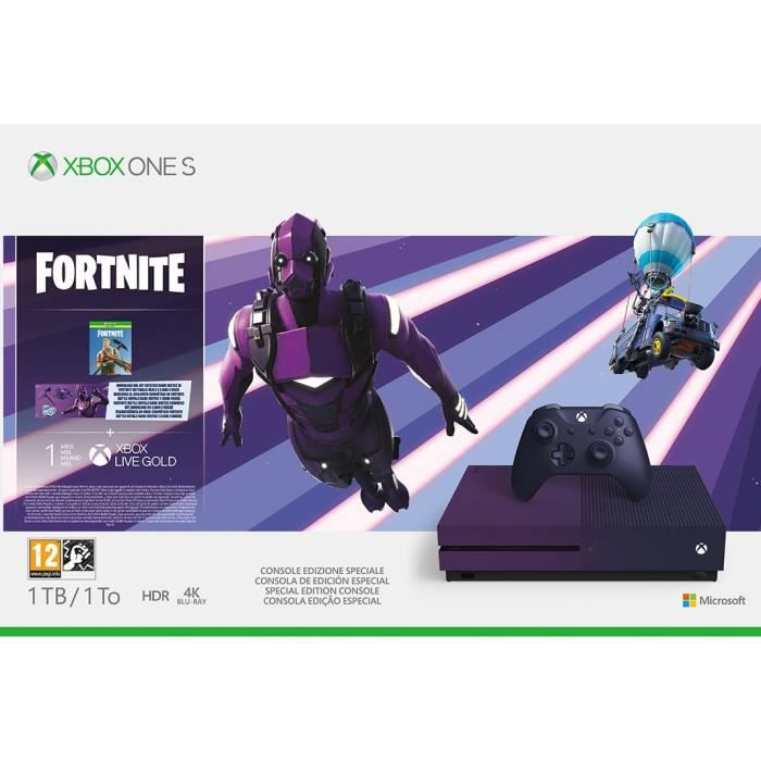 Xbox One S 1 To Fortnite