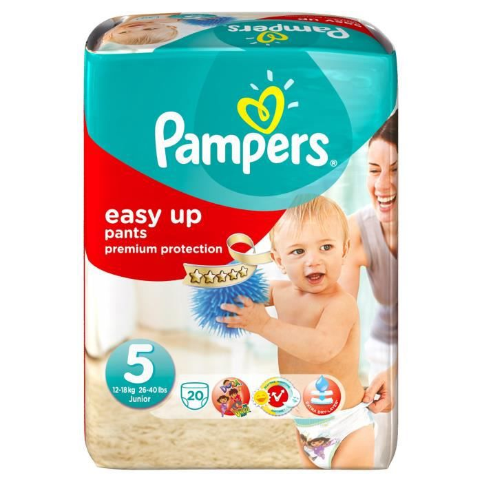 simply dry pampers