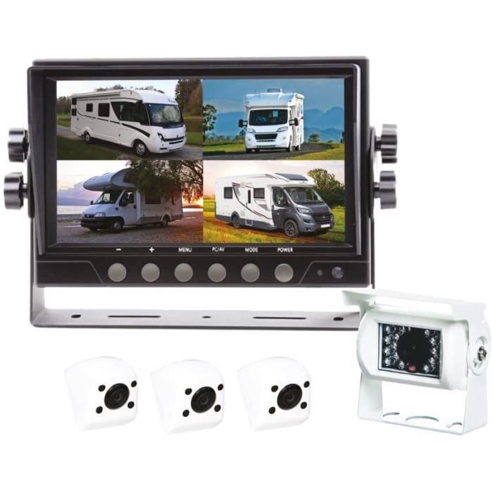 Caméras de recul pour voiture BEEPER RW4QUAD Caméra de recul Quad 11462