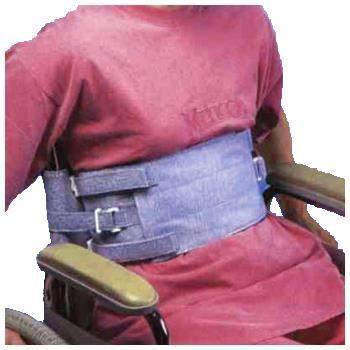 Ceinture de sécurité pour fauteuil classique