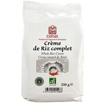 Celnat Creme de riz complet 250g