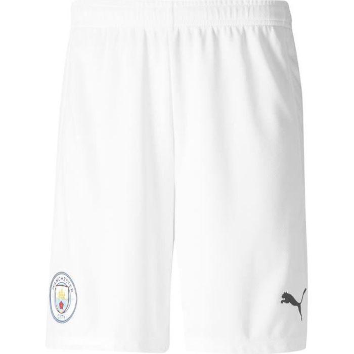 Puma Manchester City Home Short De Football 2020 2021 Hommes