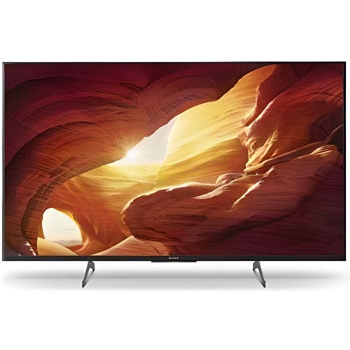TV intelligente Sony KD49XH8596 49- 4K Ultra HD LED WiFi Noir