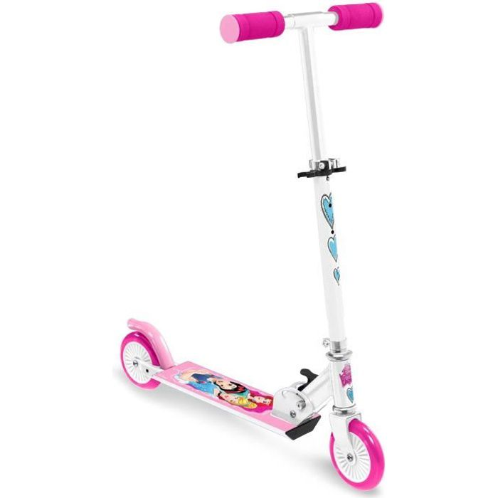 DISNEY PRINCESSES Trottinette Pliable