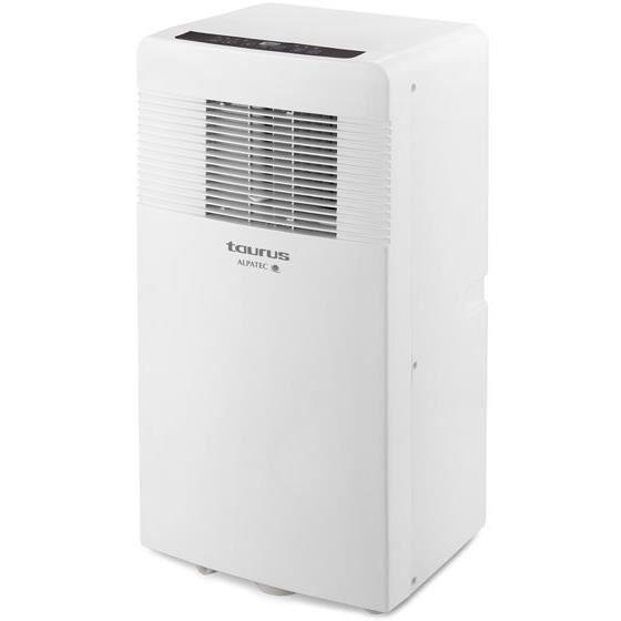 Climatiseur mobile réversible blanc 2800 W