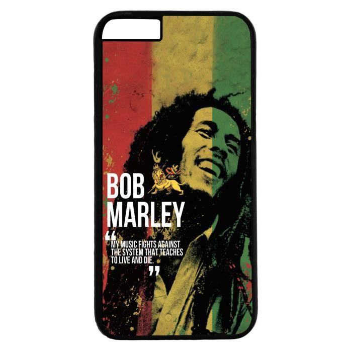 coque bob marley iphone 6