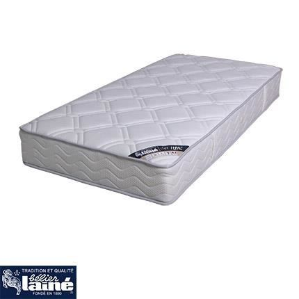 matelas ressorts biconiques grand confort lux achat vente matelas cdiscount. Black Bedroom Furniture Sets. Home Design Ideas