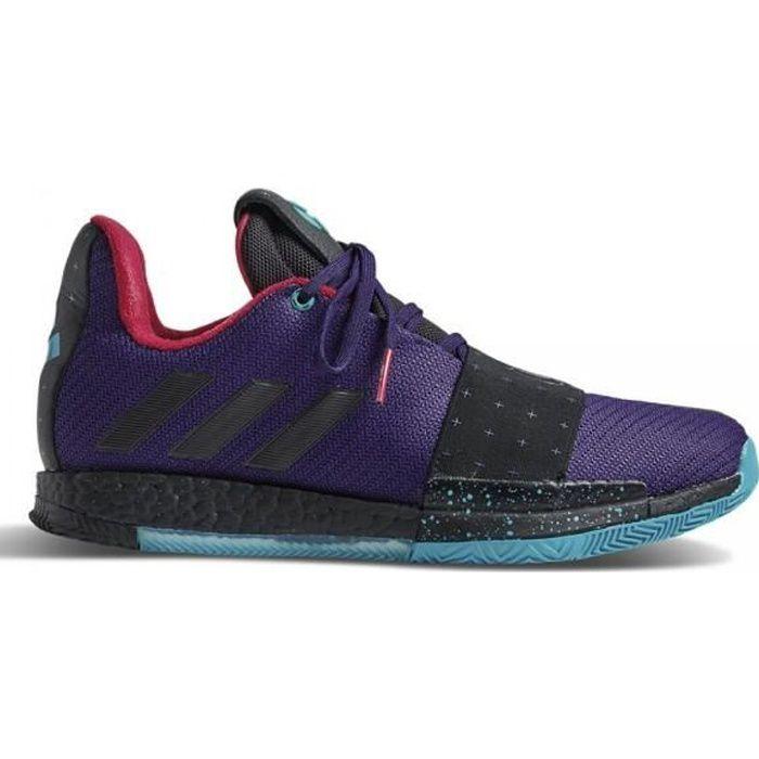 Chaussure de Basketball adidas James Harden Vol.3 Mission 13 Bleu pour homme