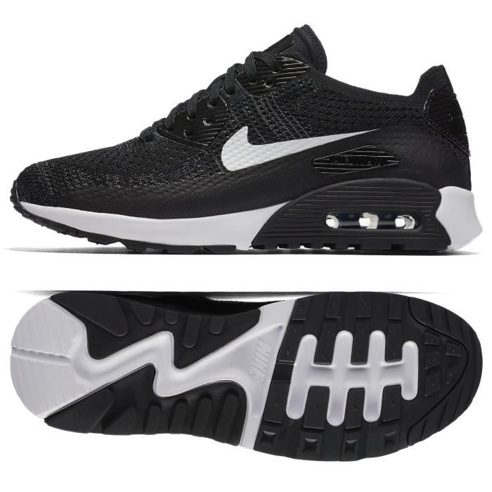 NIKE Femmes Air Max 90 Ultra 2.0 Flyknit Chaussures Casual GBN2N Taille 41