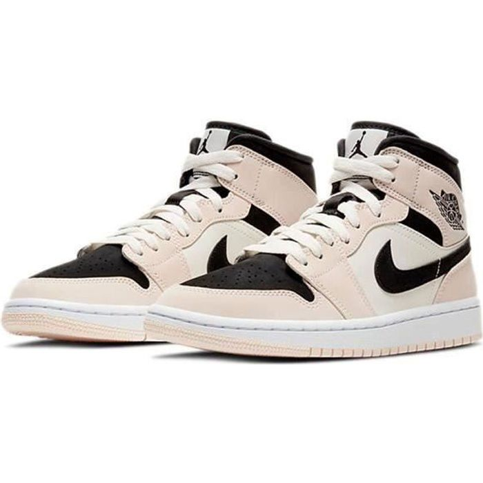 Basket NIKE Air Jordan 1 Jordan One AJ 1 Mid Chaussure pour Homme ...