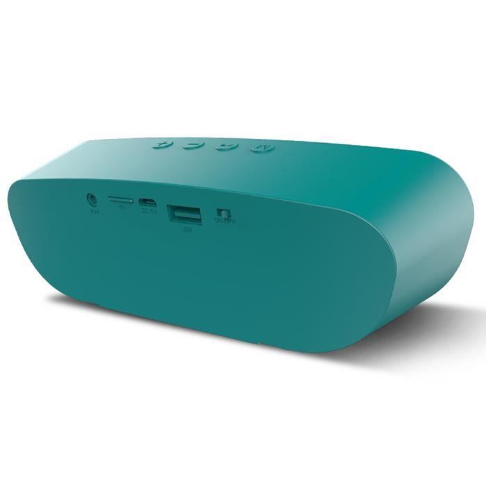 ENCEINTE NOMADE ZEALOT Haut-parleur stéréo Bluetooth 4.0 Portable