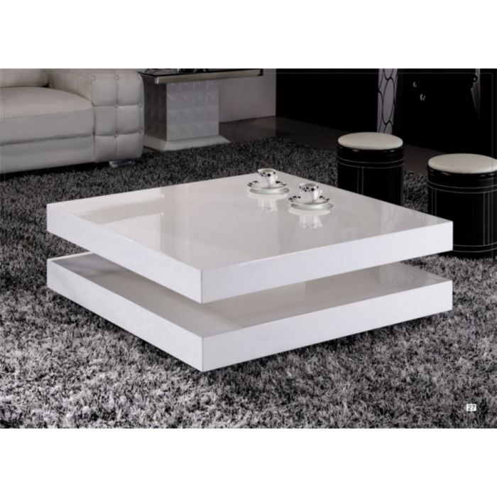 table basse laque blanc. Black Bedroom Furniture Sets. Home Design Ideas