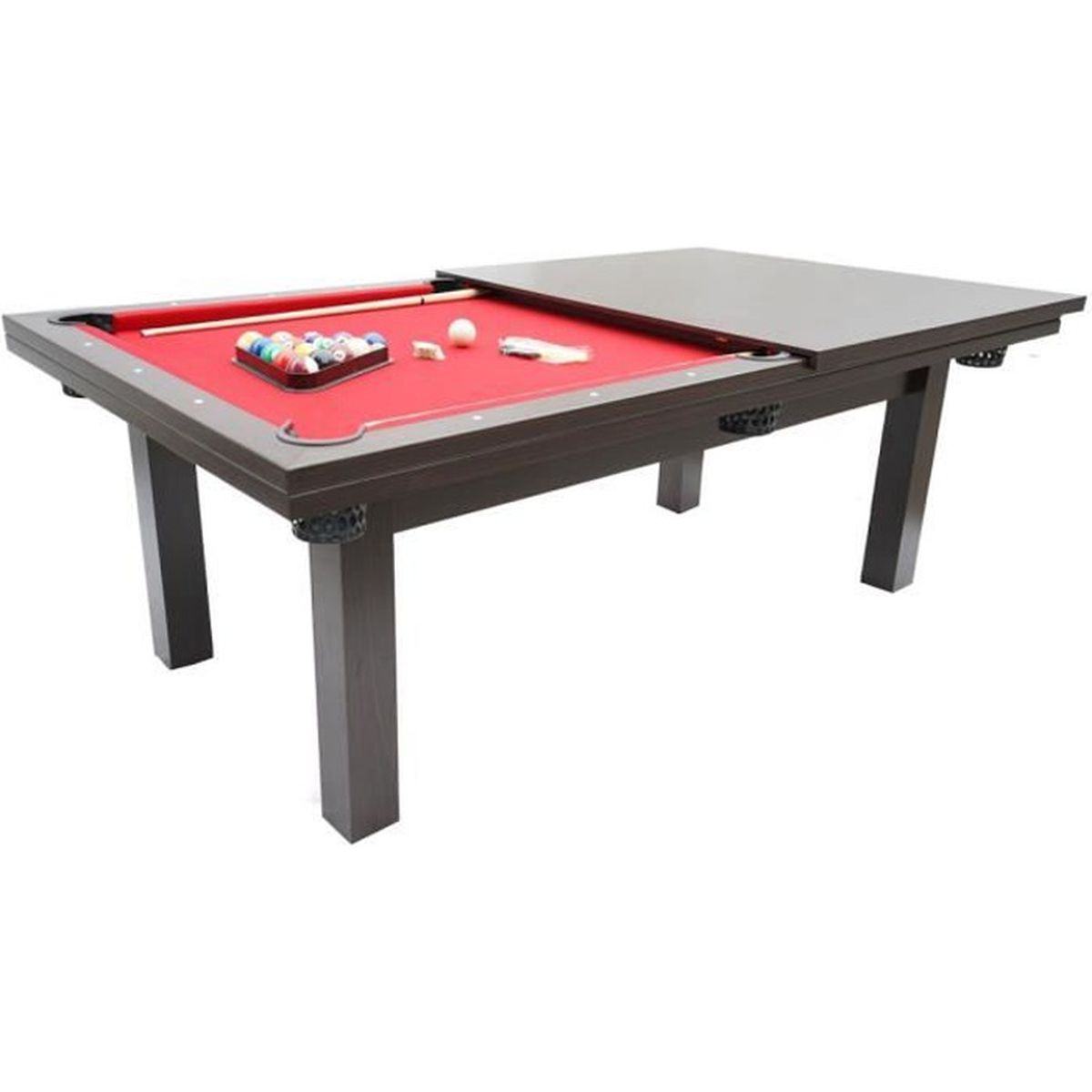 table billard convertible table a manger 15 billard. Black Bedroom Furniture Sets. Home Design Ideas