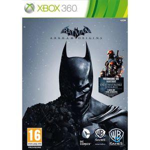 JEU XBOX 360 Batman Arkham Origins Jeu XBOX 360