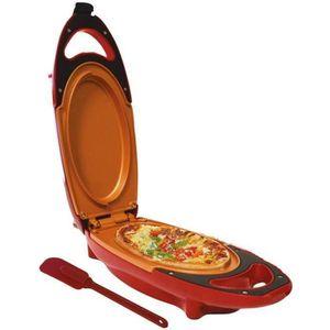 FOUR À PIZZA 5-Minute Chef -  FOUR À PIZZA  antiadhésif, pour r