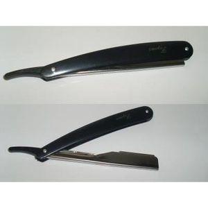 RASOIR MÉCANIQUE rasoir coupe choux plastique noir