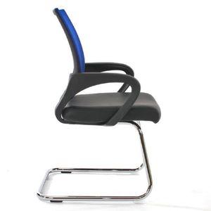 CHAISE DE BUREAU Lot de 2 chaises de conférence / chaise visiteurs