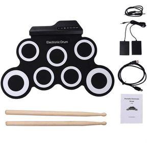 MÉTRONOME Batterie électronique, portable électronique Roll