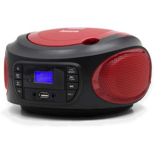RADIO CD CASSETTE Lauson LLB992 Radio Lecteur CD Portable. Radio FM,