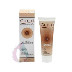 HYDRATANT VISAGE Crème Dépigmentante SPF15+, anti-taches - GuTTo