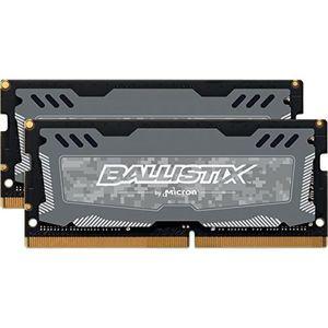 MÉMOIRE RAM Ballistix Sport LT 16GB Kit (8GBx2) DDR4 2400 MTs
