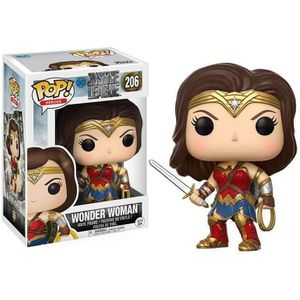 FIGURINE - PERSONNAGE Figurine Funko Pop! DC Comics - Justice League: Wo
