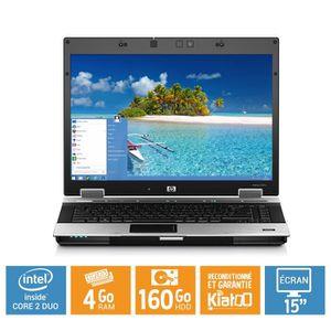 PC RECONDITIONNÉ Ordinateur portable 15 pouce hp elitebook 8530p co