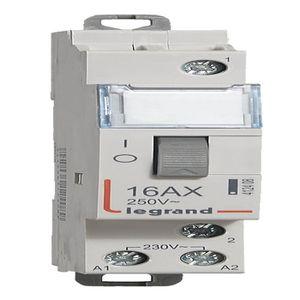 COMPOSANT TABLEAU LEGRAND Télérupteur standard à vis 230V1 pôle 250V