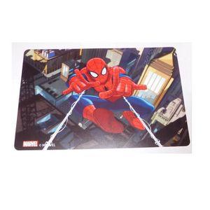 SET DE TABLE Lot 4 Set de table Spiderman Marvel Dessous Bureau