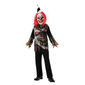 DÉGUISEMENT - PANOPLIE Freako the Clown Déguisement pour enfant Taille L