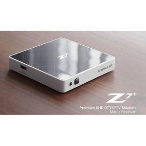 BOX MULTIMEDIA Formuler Z7+ BLANC Décodeur IPTV Set Top Box TV An