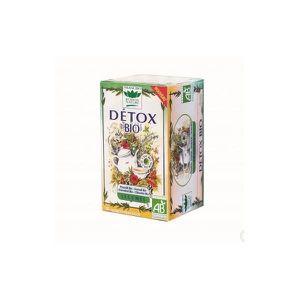 THÉ Romon Nature Tisane Detox  Legumes Bio 20 sachets