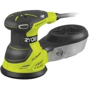 PONCEUSE - POLISSEUSE Ponceuse RYOBI excentrique électrique 310W 125mm -