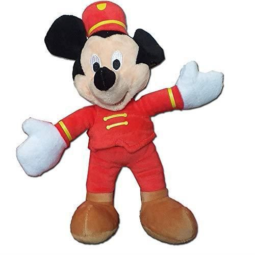 Disney 90 ans Mickey Mouse 22 cm bande Mickey peluche douce