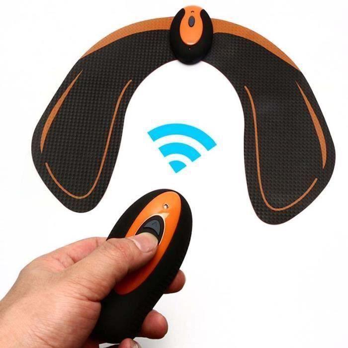 EMS Hips Trainer Muscle Hanche Stimulateur Butt Electrodes Fesses Lift Shape Corps Masseur - JSXLEBH-A0181