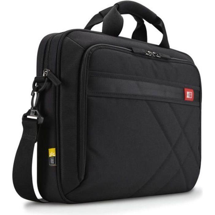 Case Logic - DLC-115 - Sacoche pour ordinateur portable (jusqu'à 15.6'') et tablette (jusqu'à 10.1'')