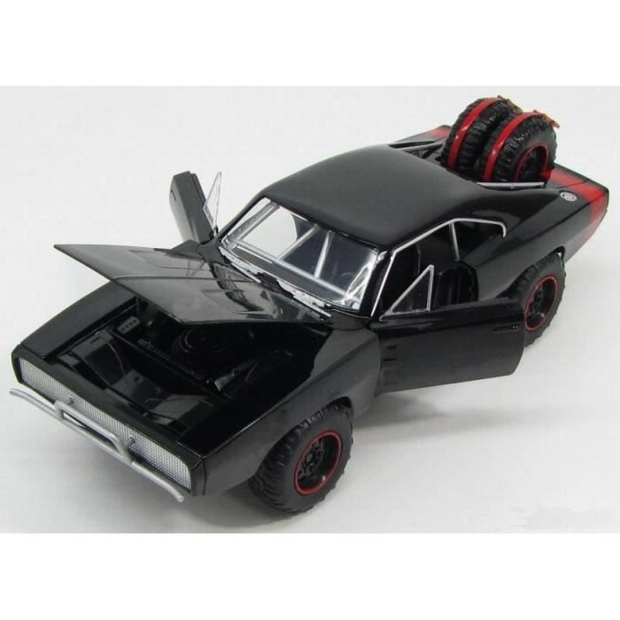 DODGE Charger RT Off Road 1970 Fast and Furious 7 Voiture de Collection 1/24
