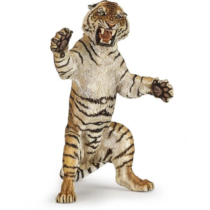 PAPO Figurine Tigre debout