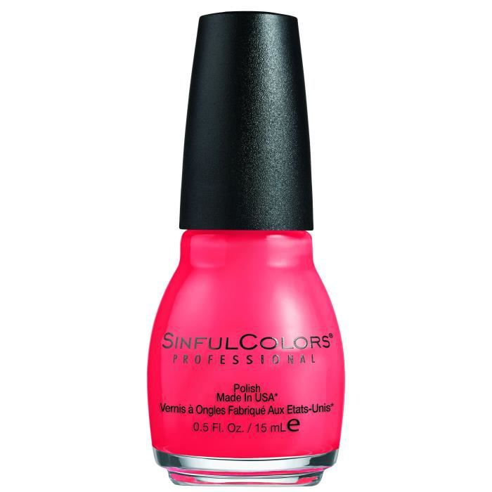 SINFUL Vernis à ongles n° 108 Timbleberry - 15 ml