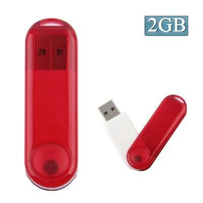 2gb usb cl clef usb rouge prix pas cher cdiscount. Black Bedroom Furniture Sets. Home Design Ideas