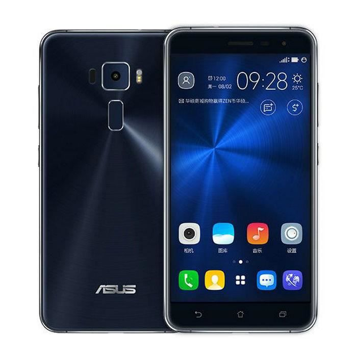 asus zenfone 3 ze552kl 4 gb ram 64g rom 4g smartphone achat smartphone pas cher avis et. Black Bedroom Furniture Sets. Home Design Ideas