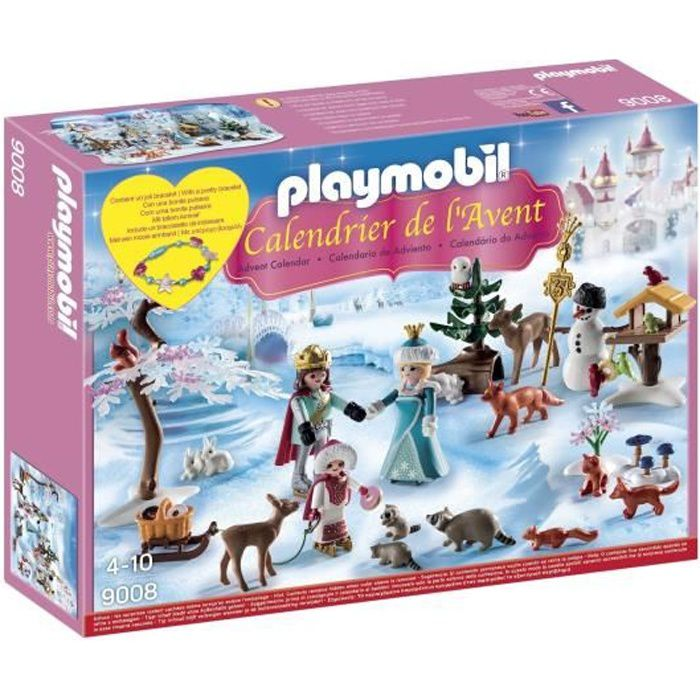 playmobil 9008 calendrier de l 39 avent 39 famille royale. Black Bedroom Furniture Sets. Home Design Ideas