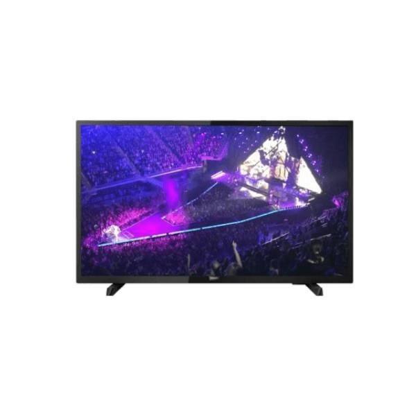 Téléviseur LED Télévision de HD Noir - TV LED 75 cm