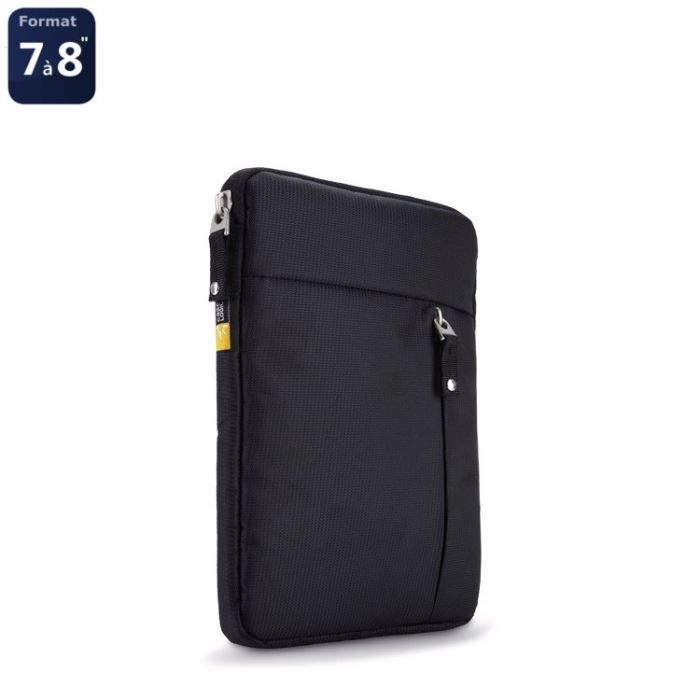 CASE LOGIC Housse ordinateur portable Sleeve - 7-8- - Noir