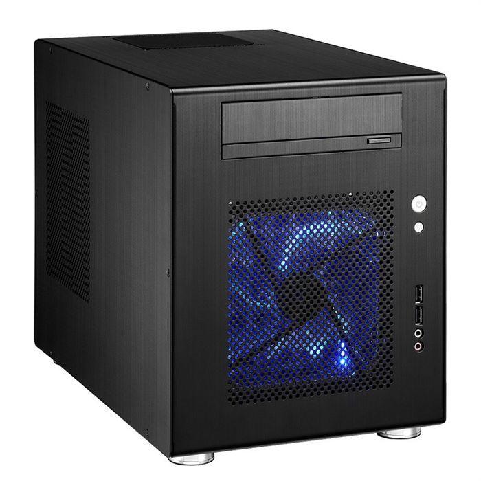 BOITIER PC  Lian-li PC-Q08B Cube