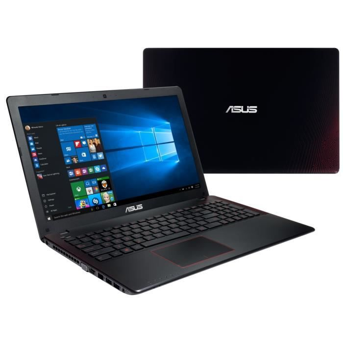 asus pc portable gamer r510jx xx208d 15 6 4go de ram. Black Bedroom Furniture Sets. Home Design Ideas