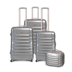 SET DE VALISES KINSTON 3 Valises trolley 4 roues + Vanity