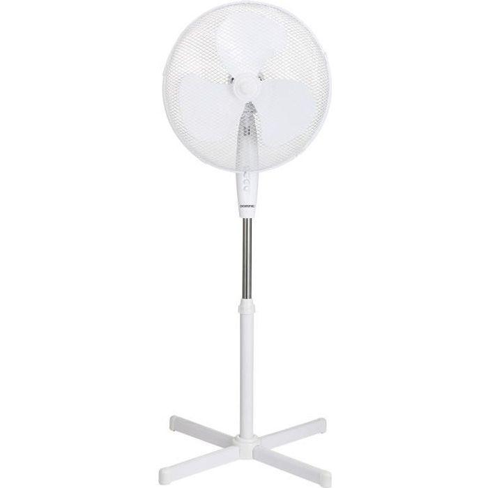 VENTILATEUR OCEANIC Ventilateur sur pied 45 Watts - Diamètre 4